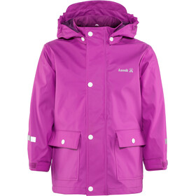 Kamik Splash Jacket Kids vibrant/viola